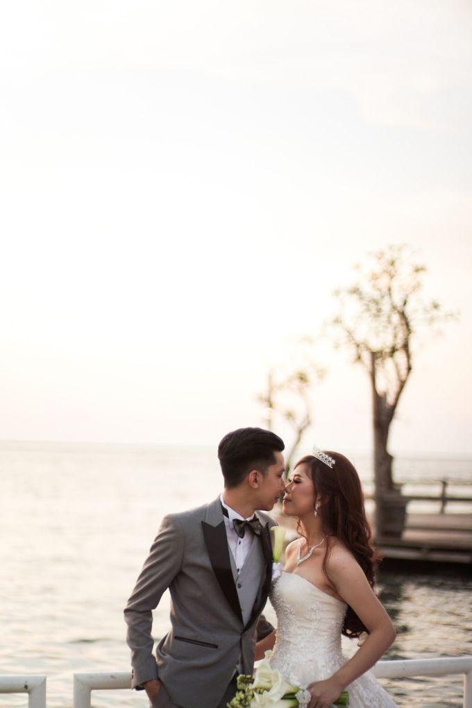 Wedding Of Agnes & Krisna by Ohana Enterprise - 009
