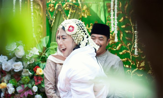 Tambahkan ke board wedding of dea oby by salon ratu samarinda 005