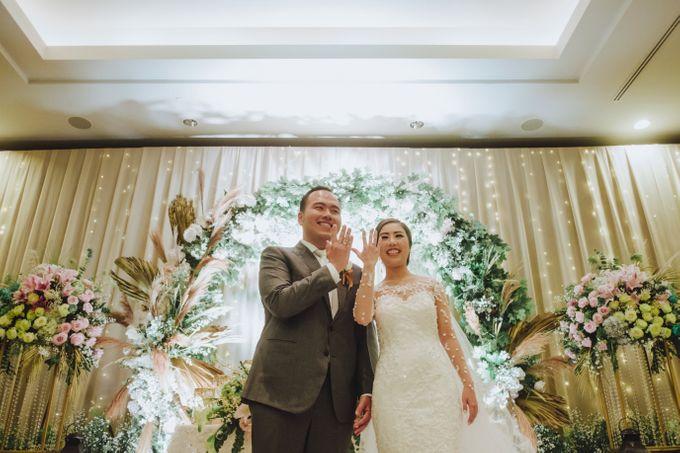 Rudy & Irene Wedding by One Heart Wedding - 050