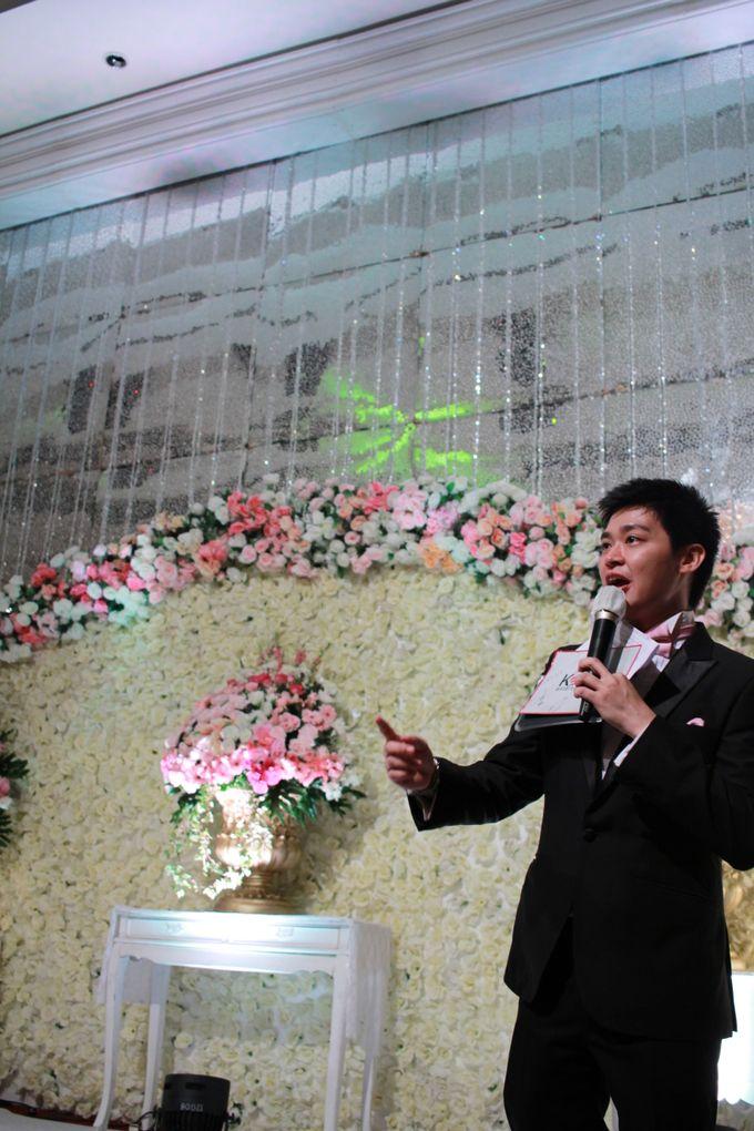 Anthony Stevven MC Wedding SunCity Jakarta by KEYS Entertainment - 017