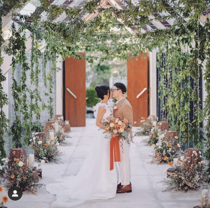 Richie & Refina's Renewal Vow by PRINCESS ORGANIZER - 001