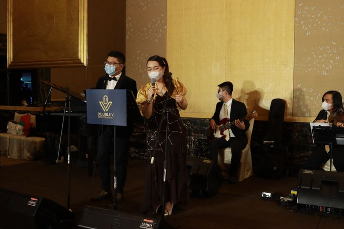 Entertainment Sangjit Hotel Mulia Jakarta by Double V Entertainment by Double V Entertainment - 015