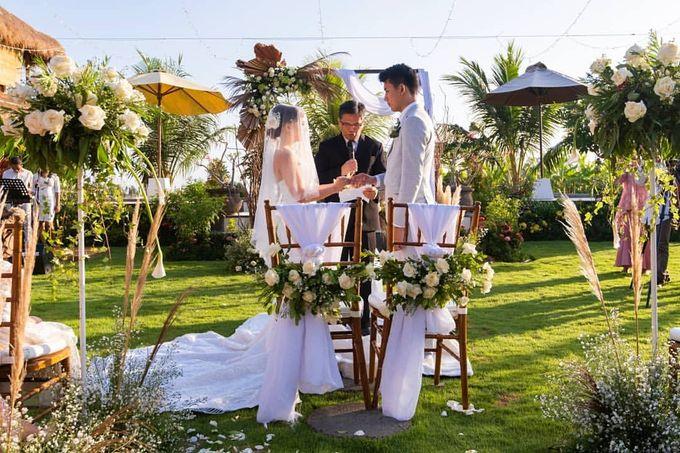 THE WEDDING OF TANIA & ADE by ODDY PRANATHA - 015