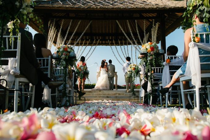 Clarrie & Dominic by AYANA Resort and Spa, BALI - 016