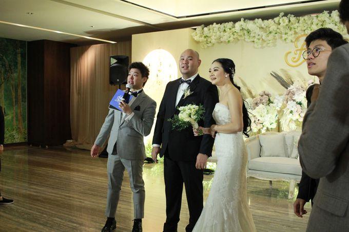 MC Wedding Intimate OnFive Grand Hyatt Jakarta - Anthony Stevven by Anthony Stevven - 011