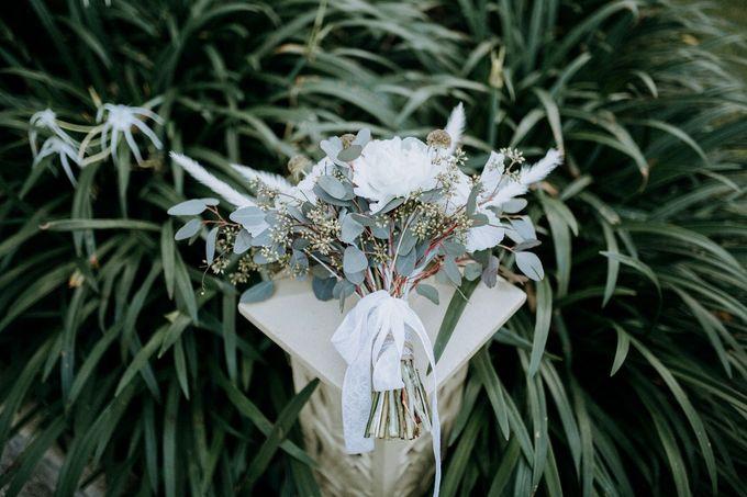 Andrew & Patricia by Reverose Flower Studio - 007