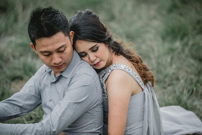 Oen Michael & Agnes Prewedding by van photoworks - 001