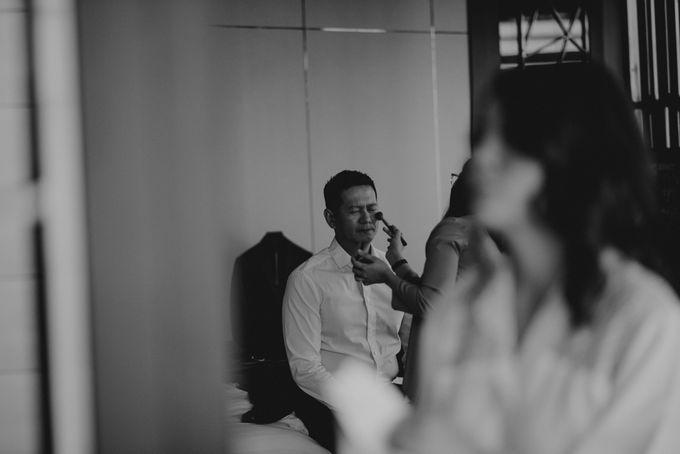The Wedding of Priska & Yanto by Bondan Photoworks - 019