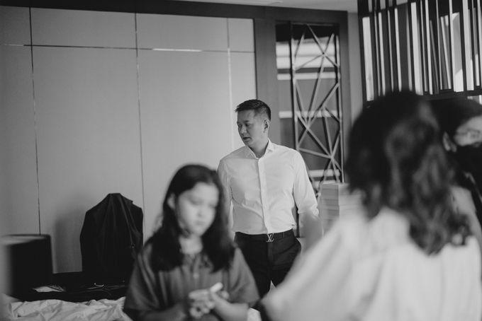 The Wedding of Priska & Yanto by Bondan Photoworks - 026