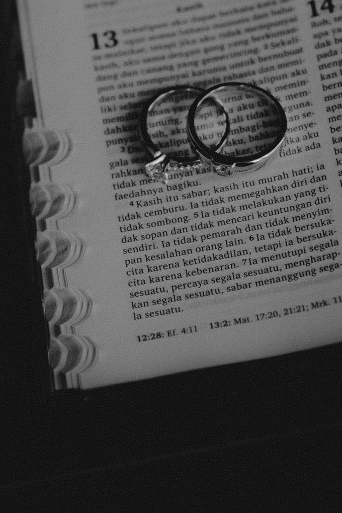 The Wedding of Priska & Yanto by Bondan Photoworks - 002