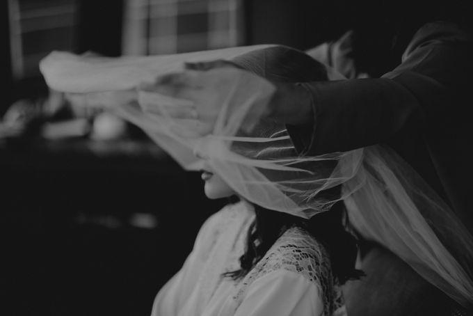 The Wedding of Priska & Yanto by Bondan Photoworks - 003