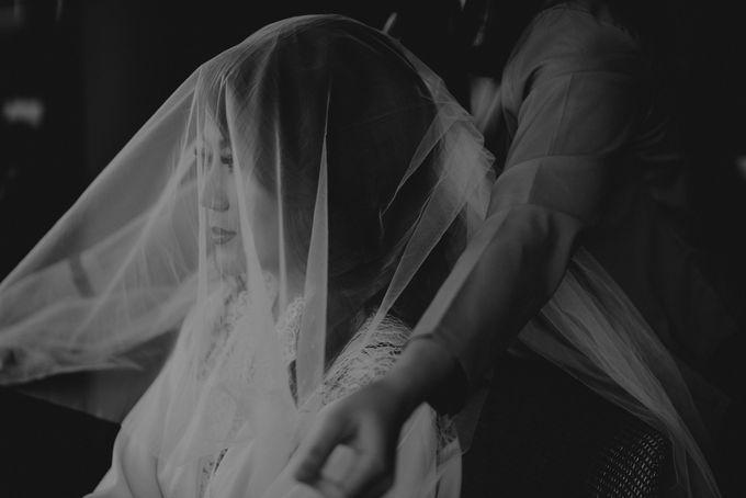 The Wedding of Priska & Yanto by Bondan Photoworks - 004