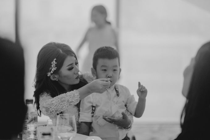 The Wedding of Priska & Yanto by Bondan Photoworks - 038
