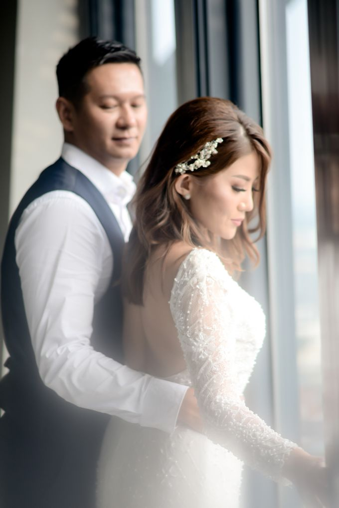 The Wedding of Priska & Yanto by Bondan Photoworks - 017