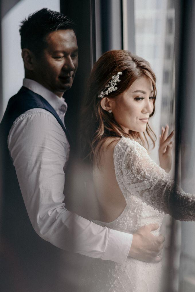 The Wedding of Priska & Yanto by Bondan Photoworks - 040