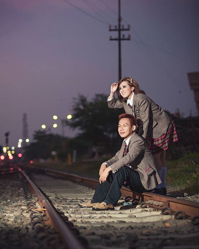 Pre Wedding by d'Angelo art Photography - 040