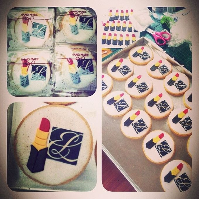Cookies Art by Rolling Pin Sugar Art - 004