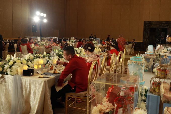 MC Sangjit Hotel Mulia Ballroom Jakarta - Anthony Stevven by Anthony Stevven - 018