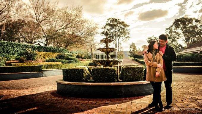 Pre-Wedding - Prenuptial - Engagement - Save the date - Couple by Alodia Oei Photography - 043