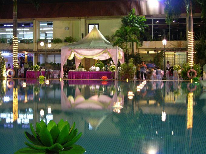Wedding Poolside at Graha Residen Serviced Apartments Surabaya by Graha Residen Serviced Apartments Surabaya - 003