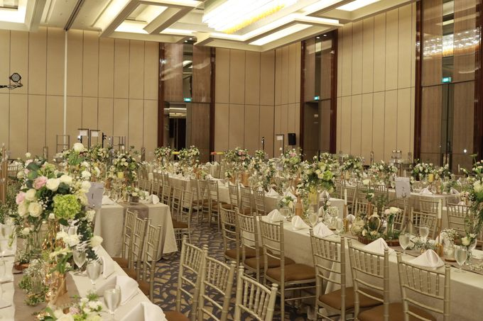 MC Wedding Intimate Grand Sheraton Gandaria Jakarta - Anthony Stevven by Sheraton Grand Jakarta Gandaria City Hotel - 001