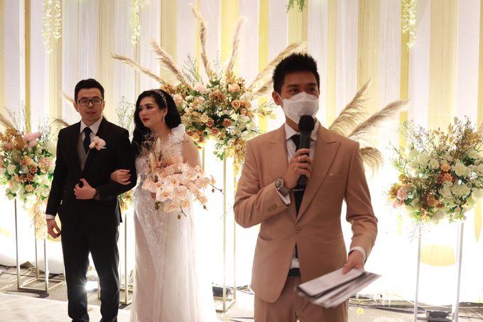 MC Wedding Intimate Double Tree Jakarta by Anthony Stevven by Anthony Stevven - 004