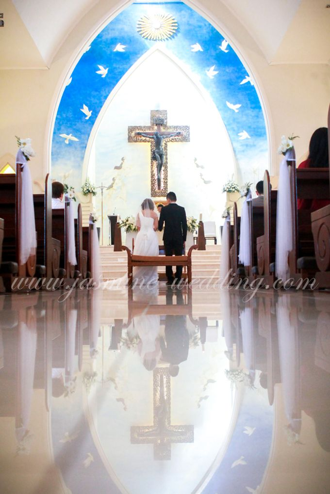 Wedding Blessing Ceremony Part II by Jasmine Wedding Bali - 001