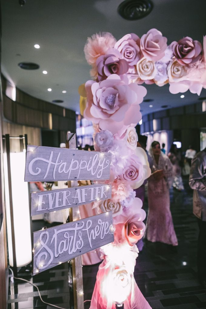 Wedding of Huang & Imelda by Rosette Designs & Co - 006