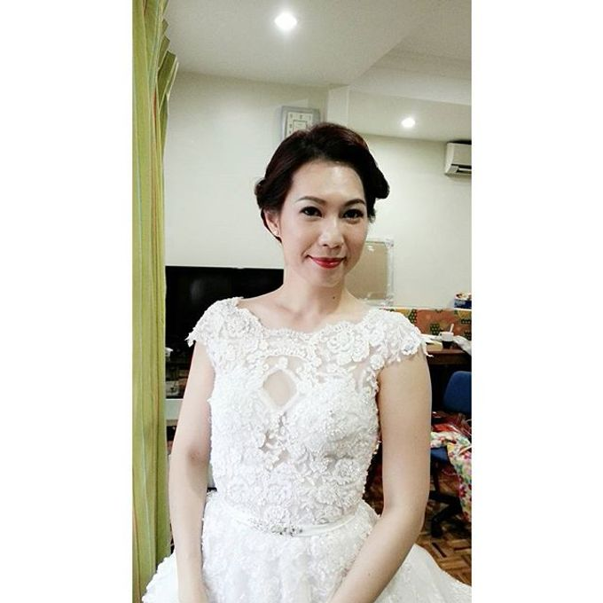Bridal Makeup and Hairstyle by SueLim & artmakeup - 002