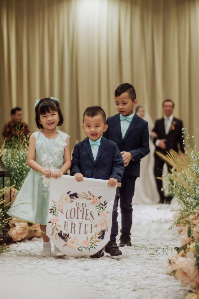 Rudy & Irene Wedding by One Heart Wedding - 037