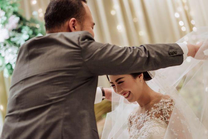 Rudy & Irene Wedding by One Heart Wedding - 049