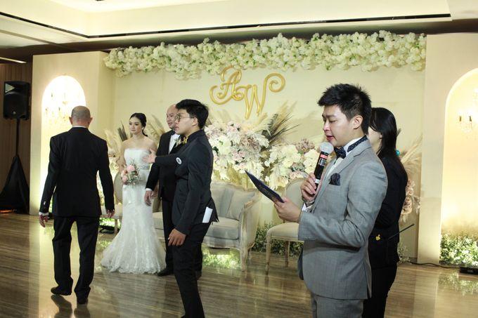 MC Wedding Intimate OnFive Grand Hyatt Jakarta - Anthony Stevven by Anthony Stevven - 018