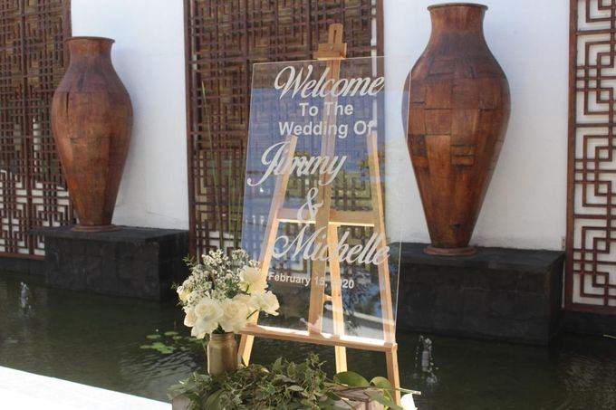 The Wedding of  Jimmy & Michele by Dua Insan Decoration - 001