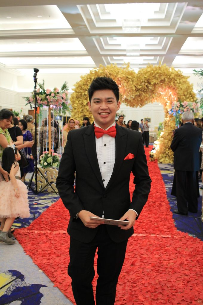 Mc Wedding Menara mandiri  Plaza Bapindo Jakarta - Anthony Stevven by IKK Wedding Planner - 003