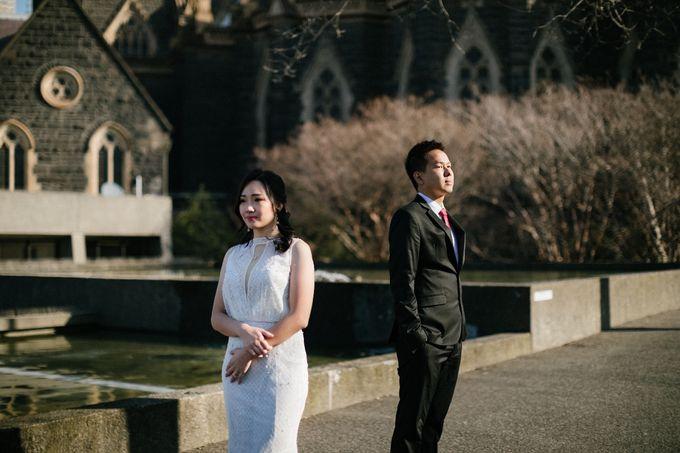 Prewedding Melbourne by Ohana Enterprise - 005
