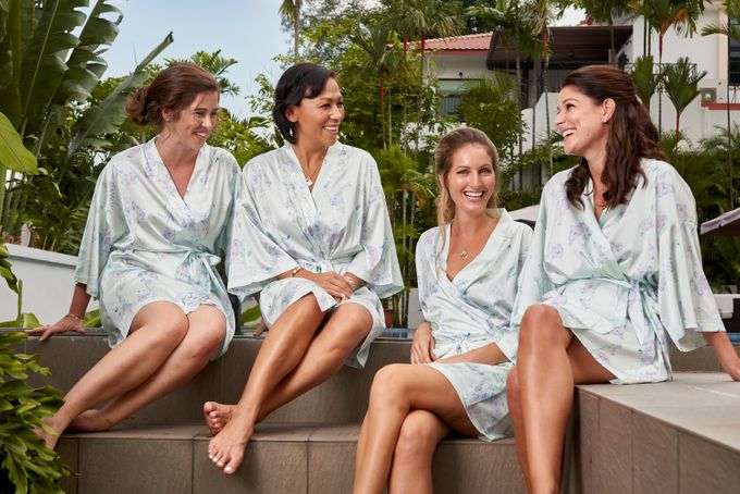 Robes for Bridemaids by The Mariposa Collection - 013