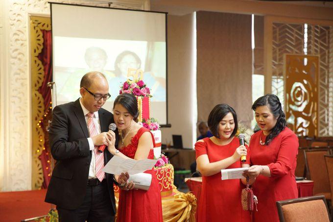 50Th Wedding Anniversary by DESPRO Organizer - 012