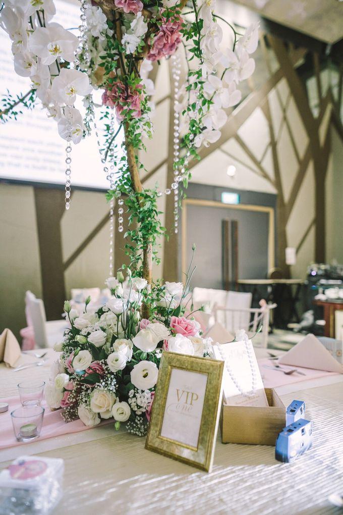 Wedding of Huang & Imelda by Rosette Designs & Co - 016