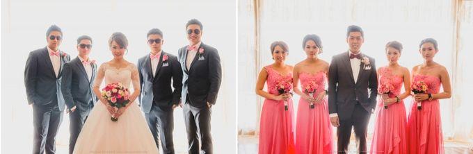 Mr. Erick & Mrs. Decy wedding by Brillington & Brothers - 007
