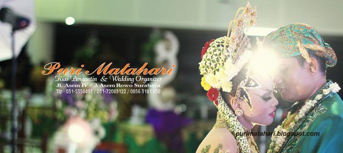 Pengantin Traditional by Puri Matahari Rias Pengantin - 006