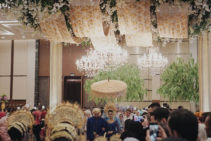 Wedding Renatha & Rafi by Indonesia Convention Exhibition (ICE) - 003