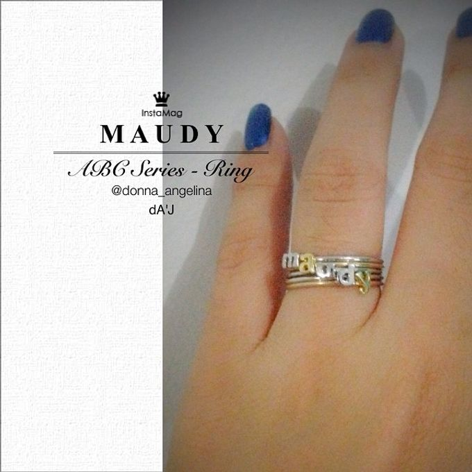 Name & Initial by DA Jewelry - 036
