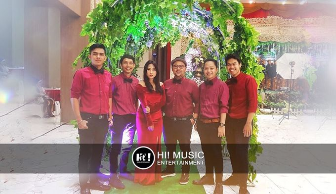 Wedding Reception Events (The Band) by Hi! Music Entertainment - 038