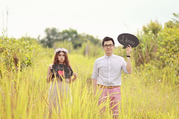 David & Vivi Prewed  and stopmotion by Phico photography - 012