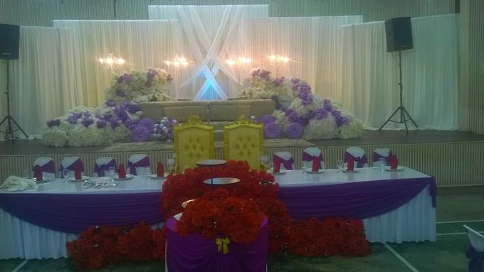 Wedding Reception by Sri Munura Catering Services - 018