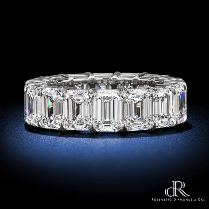 Wedding Bands by Rosenberg Diamonds & Co. - 001