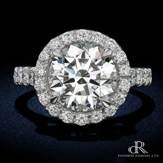 Engagement Rings by Rosenberg Diamonds & Co. - 002
