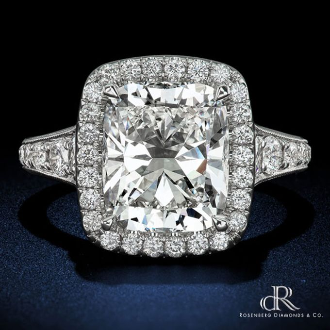 Engagement Rings by Rosenberg Diamonds & Co. - 001