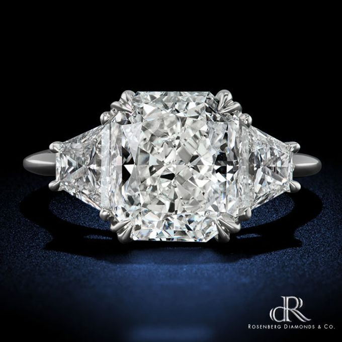 Engagement Rings by Rosenberg Diamonds & Co. - 003