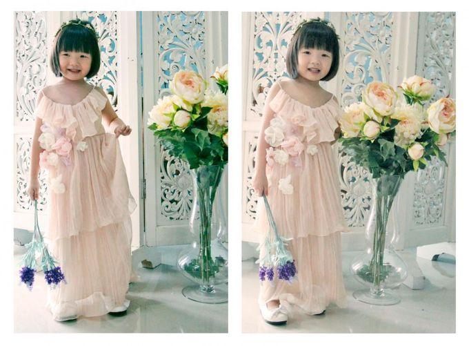 Flower Girl by Miyuki Liem Bridals - 004